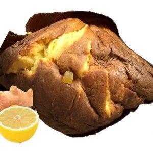 Colomba artigianale zenzero e limone Stefano Priolo